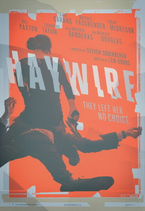 Check out the first 5 minutes of Steven Soderbergh's Haywire
