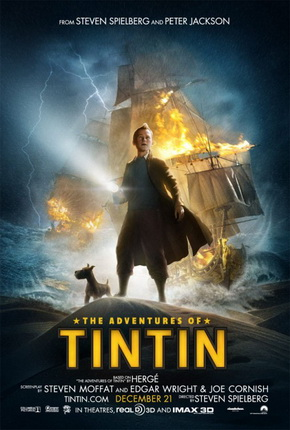 The Adventures of Tintin- Trailer