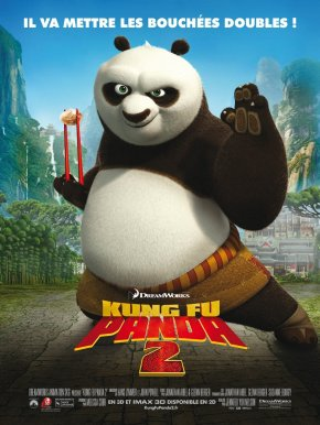 Kungfu Panda 2 : Or Was It Zanjeer Redux!