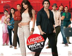 Ladies vs Ricky Bahl-Trailer