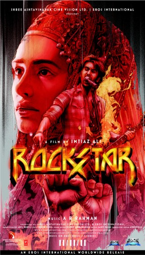Rockstar Movie Review: Free your wings and feel your string.
