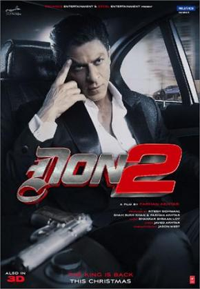 Don 2: The King is Back- Movie Review
