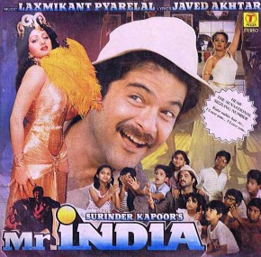 Mr India : A Trip Down Memory Lane