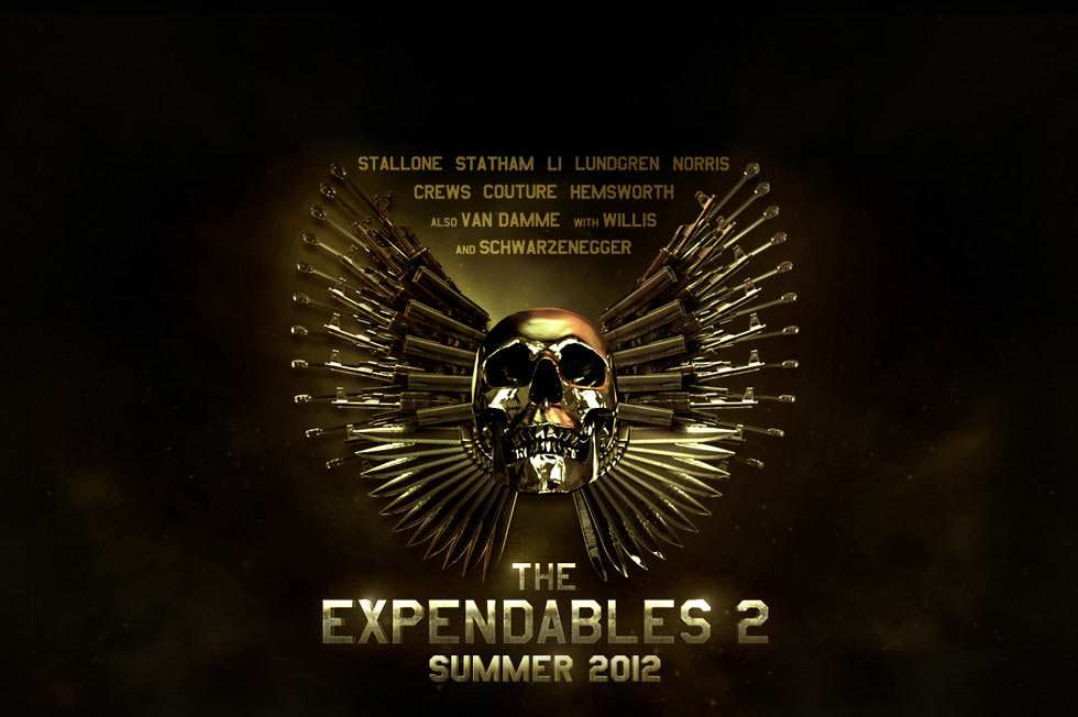 The Expendables 2 Trailer Mad About Moviez