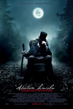 Abraham Lincoln :Vampire Hunter- Trailer