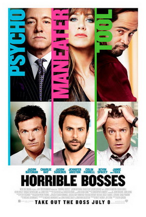 Horrible Bosses – Laugh At Our Misery
