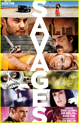 Oliver Stone's SAVAGES -Trailer