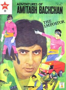 The Adventures of Amitabh Bachchan