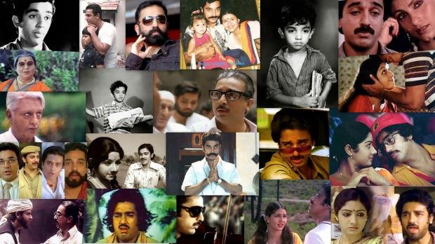 Kamal Haaan-Collage New