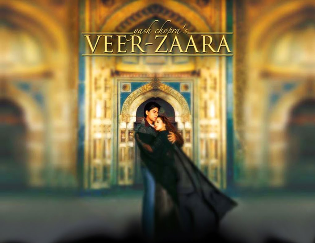 Veer Zaara The Star Crossed Lovers Mad About Moviez