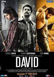 David movie poster