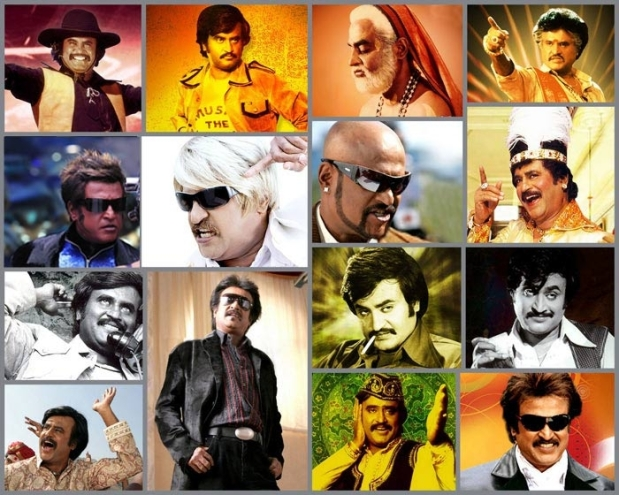 Rajinikanth Collage