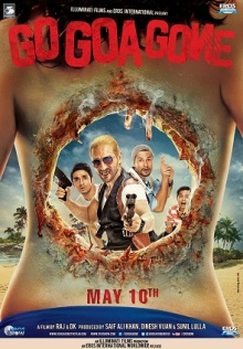 Go Goa Gone - Movie Poster