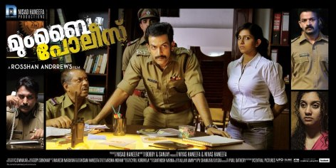 Mumbai Police movie poster