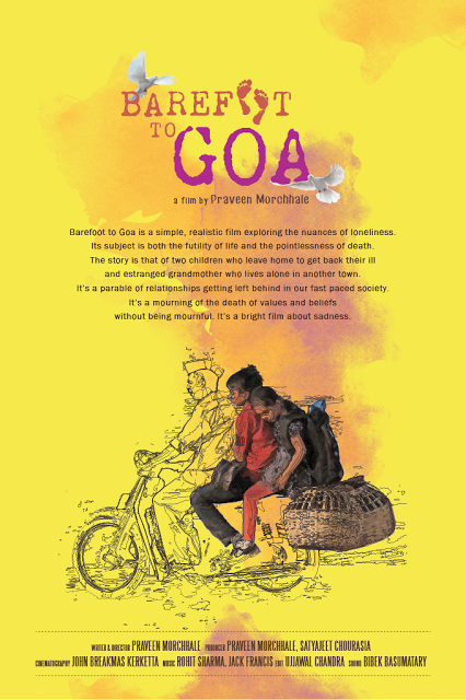 barefoot to goa moview review
