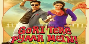 Gori Tere Pyaar Mein Movie Review- Of Bridges, cow dung and lot of things in between.
