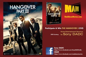 Hangover part three contest