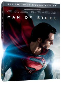 Man Of Steel  2 Disc Special Edition DVD Review