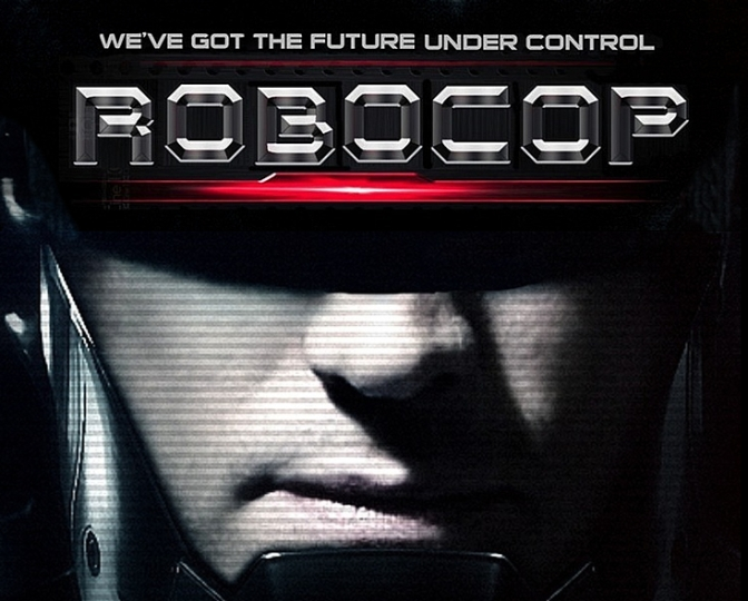 Sony Pictures Robocop New Trailer