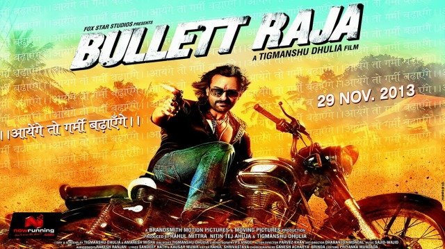 Bullet Raja Movie Review