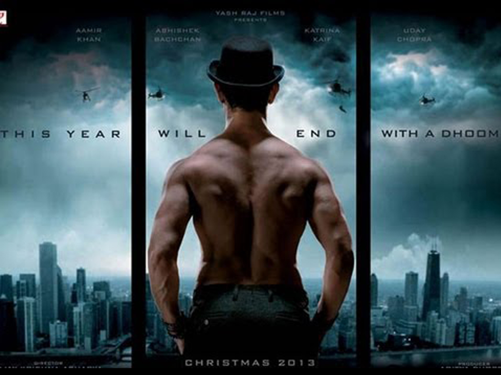 Dhoom 3 movie review