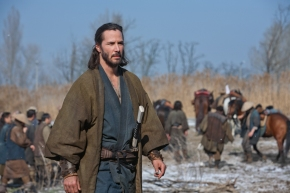 Keanu Reeves returns to the big screen with Universal Pictures' 47 Ronin