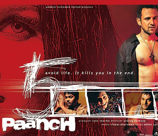 Kashyap Paanch Anurag Kashyap's Paanch Movie
