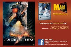 Win a 2 Disc Special Edition DVD of Pacific Rim