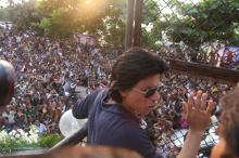 Shahrukh Khan is number one Indian Celebrity of 2013