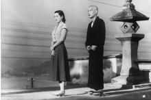 A Still from Tokyo Story