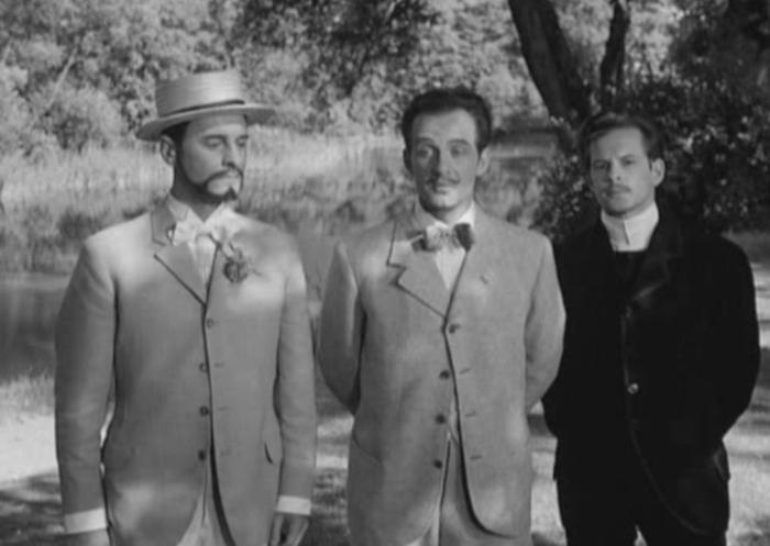 A scene rom Ingmar Bergman's Smiles of a summer's night