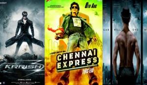 Dhoom 3 Krissh 3 Chennai Express