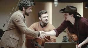 Justin Timberlake singing in Inside Llewyn Davis