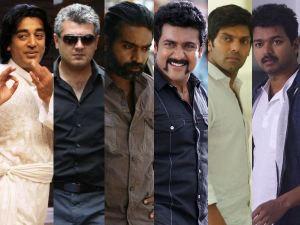 Tamil Cinema 2013-Top Actors