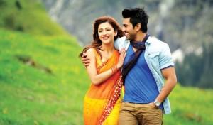 Yevadu-Ram Charan and Shruti Haasan
