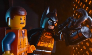 The Lego Movie-Batman