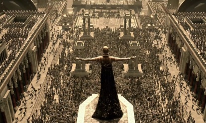 300 Rise of an Empire-The IMAX moment