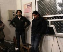 Saad & Sumit 2