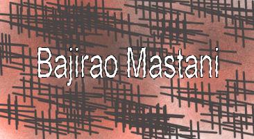 Bajirao Mastani-Title Card