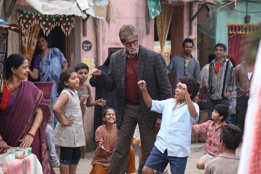 Bhootnath Returns-Amitabh and Parth