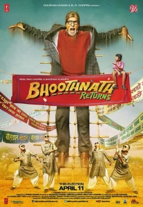 Bhootnath Returns Poster