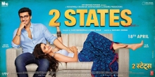 chetan bhagat's 2 states movie review