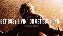 20 years of Shawshank Redemption