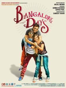 Bangalore Days 2014