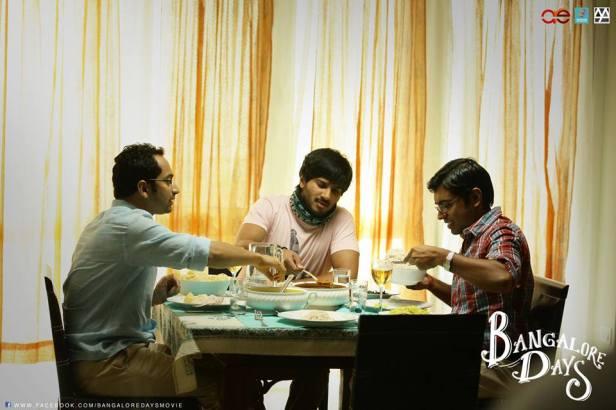 Bangalore Days-Fahadh,Dulquer and Nivin