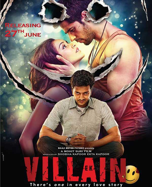 Ek Villain Movie Review: Bad Story About Bad People