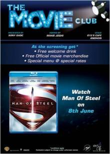 Man Of Steel Screening
