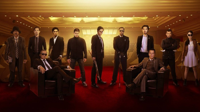 The Raid 2 Poster New
