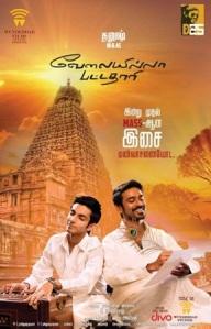 Velai Illa  Pattadhaari- Poster