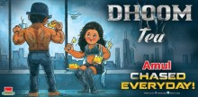 If you have a winning formula in your hands,there are others willing to promote your films too-Amul Ad for Dhoom 3 :)